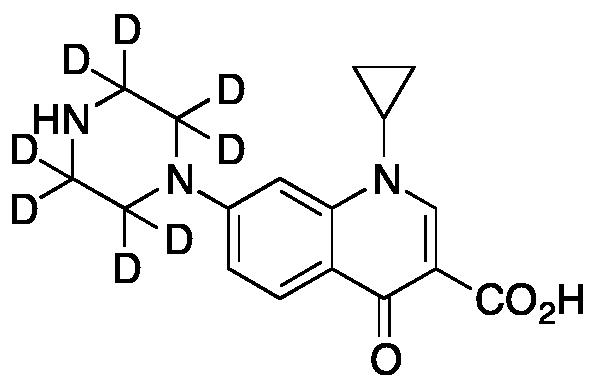 Desfluorociprofloxacin