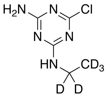 Desisopropyl Atrazine-d5