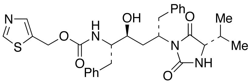 Des(isopropylthiazolyl) Hydantoin Ritonavir (>90%)