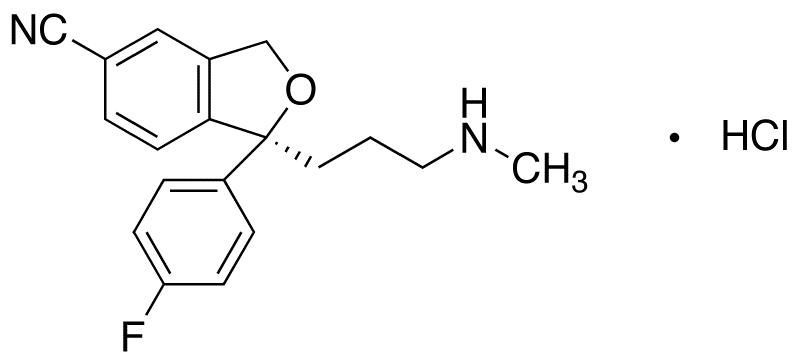 (S)-N-Desmethyl Citalopram Hydrochloride