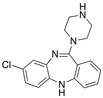 N-Desmethyl Clozapine