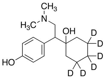 D,L-O-Desmethyl Venlafaxine-d6
