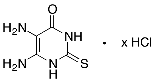 5,6-Diamino-2-thiouracil Hydrochloride Salt (80%)