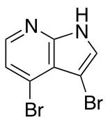3,4-Dibromo-7-azaindole