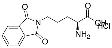 Ndelta-Phthaloyl-L-ornithine Hydrochloride