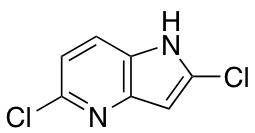 2,5-Dichloro-1H-pyrrolo[3,2-b] pyridine