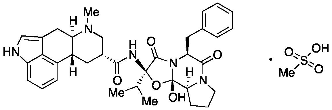 9,10-Dihydroergocristine Methanesulfonate