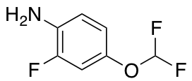 4-(Difluoromethoxy)-2-fluoroaniline