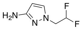 1-(2,2-Difluoroethyl)-1H-pyrazol-3-amine