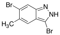 3,6-Dibromo-5-methyl (1H)indazole