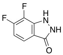 6,7-Difluoro-3-hydroxy (1H)indazole