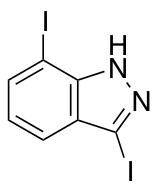 3,7-Diiodo-1H-indazole