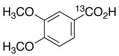 3,4-Dimethoxy[7-13C]-benzoic Acid