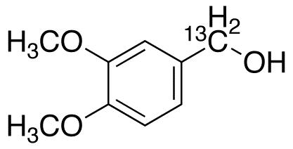 3,4-Dimethoxy[7-13C]-benzyl Alcohol
