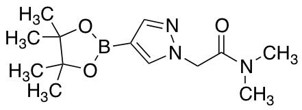 N,N-Dimethyl-2-[4-(Tetramethyl-1,3,2-Dioxaborolan-2-Yl)-1h-Pyrazol-1-Yl]Acetamide