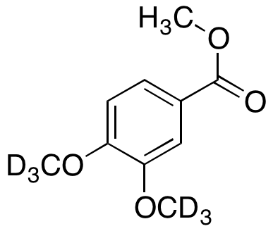 3,4-Di(methoxy-d3)-benzoic Acid Methyl Ester