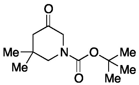3,3-Dimethyl-5-oxo-1-piperidinecarboxylic Acid 1,1-Dimethylethyl Ester