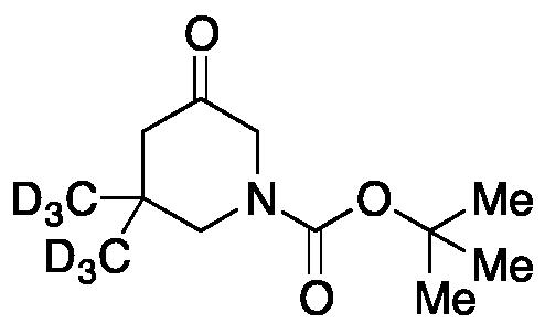 3,3-Dimethyl-5-oxo-1-piperidinecarboxylic Acid 1,1-Dimethylethyl Ester-d3