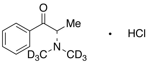 rac Dimethyl Cathinone-d6 Hydrochloride