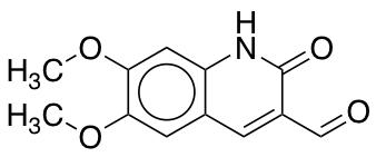 6,7-Dimethoxy-2-oxo-1,2-dihydroquinoline-3-carbaldehyde