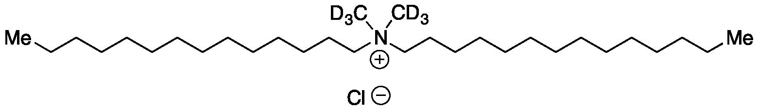 Di(methyl-d3)dimyristylammonium Chloride