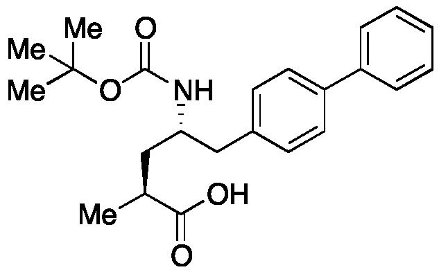 (S,S)--[[(1,1-Dimethylethoxy)carbonyl]amino]--methyl-[1,1'-biphenyl]-4-pentanoic Acid