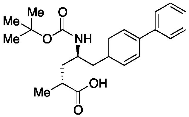 (R,R)--[[(1,1-Dimethylethoxy)carbonyl]amino]--methyl-[1,1'-biphenyl]-4-pentanoic Acid