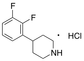 4-(2,3-Difluorophenyl)piperidine Hydrochloride