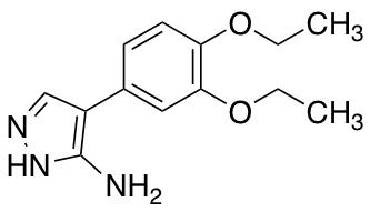 4-(3,4-Diethoxyphenyl)-1H-pyrazol-5-amine