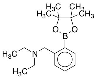 Diethyl({[2-(tetramethyl-1,3,2-dioxaborolan-2-yl)phenyl]methyl})amine