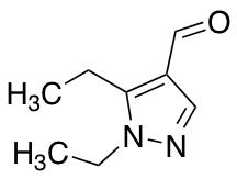 1,5-Diethyl-1H-pyrazole-4-carbaldehyde