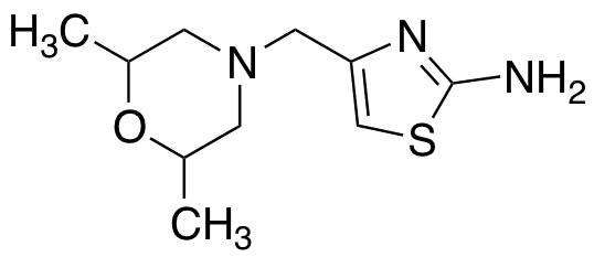4-[(2,6-Dimethylmorpholin-4-yl)methyl]-1,3-thiazol-2-amine