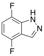 4,7-Difluoro (1H)Indazole