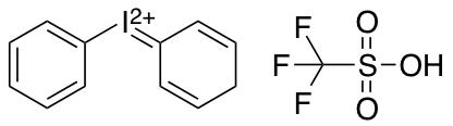 Diphenyliodonium Trifluoromethanesulfonate