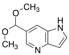 6-(Dimethoxymethyl)-1H-pyrrolo[3,2-b]pyridine