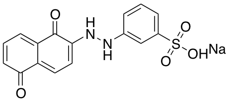 3-(1,5-Dihydroxy-2-naphthylazo)-4-hydroxybenzenesulfonic Acid Sodium Salt