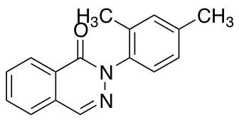 2-(2,4-Dimethylphenyl)Phthalazin-1-One