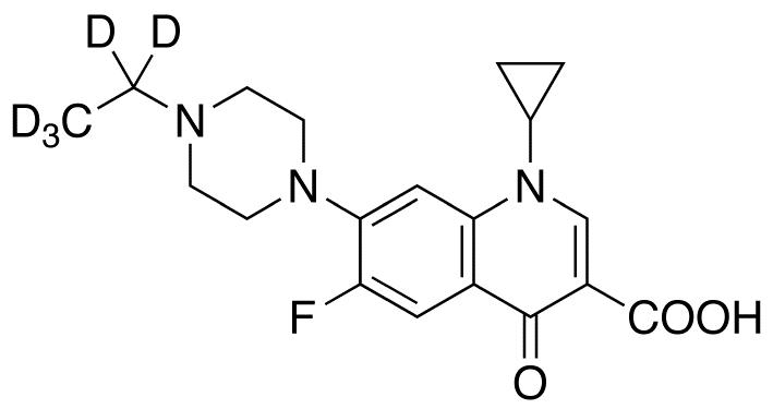 Enrofloxacin-d5