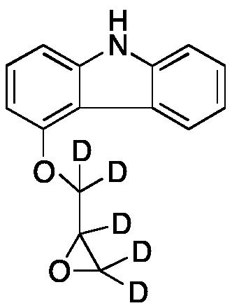 4-(2,3-Epoxypropoxy-d5)carbazole