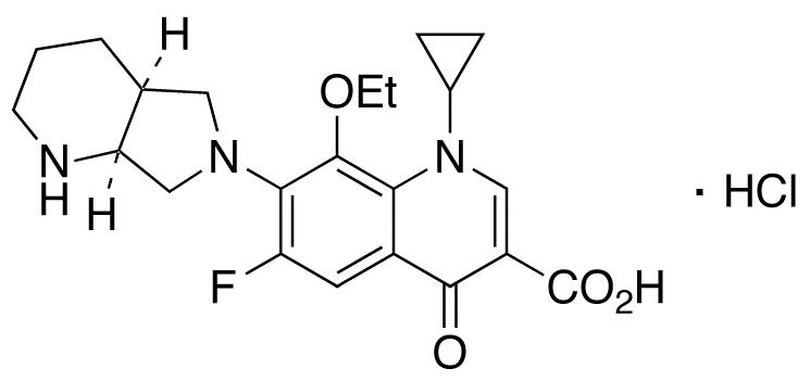 8-Ethoxy Moxifloxacin Hydrochloride