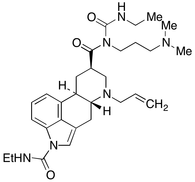 N1-Ethylcarbamoyl Cabergoline