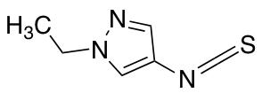 1-Ethyl-4-isothiocyanato-1H-pyrazole