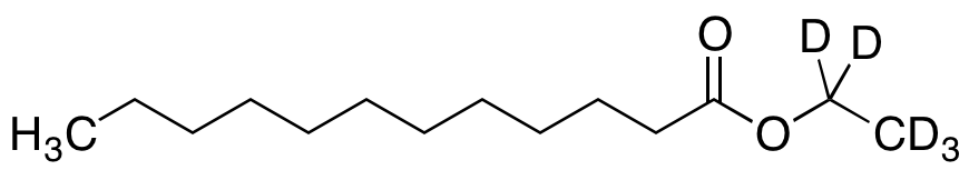 Ethyl-d5 Dodecanoate