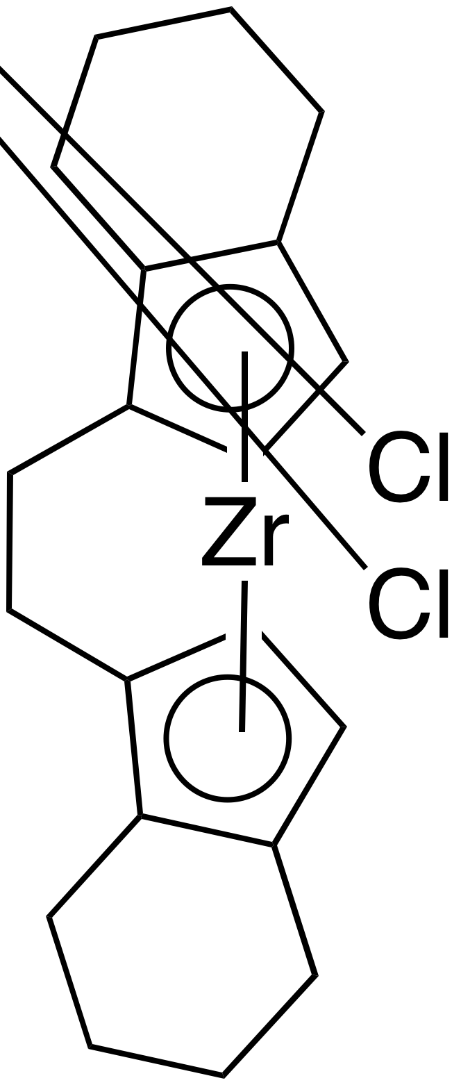 Rac-Ethylenebis(tetrahydroindenyl)zirconium Dichloride