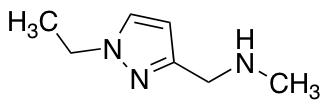 N-[(1-Ethyl-1H-pyrazol-3-yl)methyl]-N-methylamine