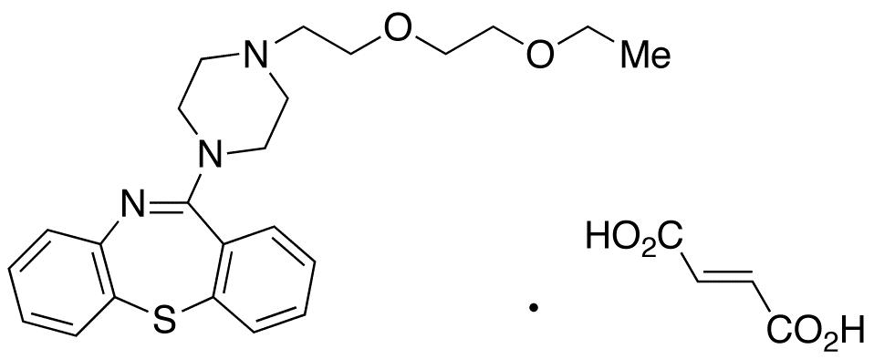Ethyl Quetiapine Fumarate Salt