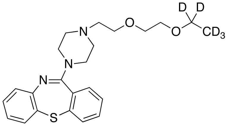 Ethyl Quetiapine-d5