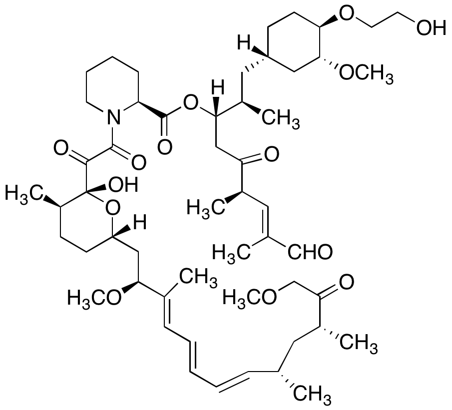 Everolimus Retroaldol Degradation Product