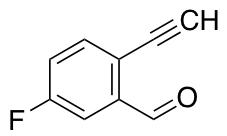 2-Ethynyl-5-fluorobenzaldehyde