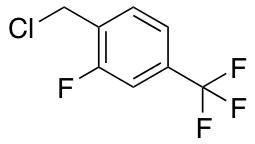 2-Fluoro-4-(trifluoromethyl)benzyl Chloride